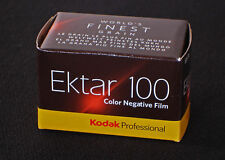Kodak Ektar 100 36 on the. 135 Film 5 Films MHD/Expiry Date 01/2019