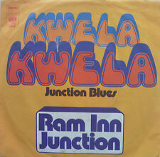 "7"" 1971 RARE KULT ! RAM INN JUNCTION : Kwela /VG+?"