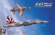 AFV Club 1/48 AR48103 US F-5F VFC-III SUNDOWNERS 2-Seat Tactical Combat Fighter