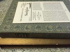 Thomas Bulfinch Age Of Fable Heritage Press With Slipcase & Sandglass