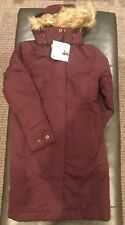 Marmot Women's Chelsea Long Down Coat. Size X-Small. Cabernet (MSRP $380) NEW
