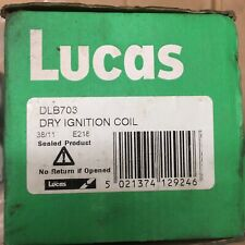 Lucas DLB703 ignition coil