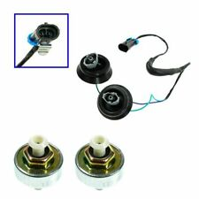 Knock Sensor Set With Harness Connectors For Chevy GMC Silverado 10456603 KS116