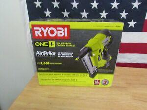 Ryobi P360 18V Lithium Ion One+ 3/8 Narrow Crown Stapler