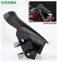 Windscreen Windshield Motorcycle Wind Deflector For Suzuki Boulevard M90 M109R