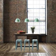 Rustic Wooden Kitchen Island High Bench Bar Dining Table 8 Seater in Dark Walnut