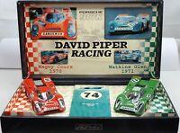 Fly Porsche 917K David Piper 2 car set Team 4 Slot racing car 96010