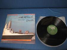 Takehiro Honda It's Great Outside Japan Vinyl LP Signed Copy Cornell Dupree Jazz