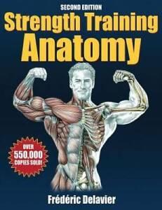 Strength Training Anatomy - 2nd Edition - Paperback - VERY GOOD