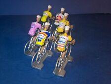 Lot de 6 cyclistes Marco Pantani - Echelle 1/32 - Cycling figure
