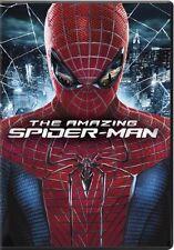 The Amazing Spider-Man (+ UltraViolet DC) [DVD] NEW!