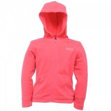 Regatta Girl/'s Chromium Hooded Fleece in Duchess RRP £30