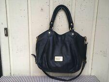 Marc by Marc Jacobs classic Q francesca leather hobo crossbody Shoulder handbag