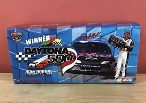 Dale Earnhardt RCCA Daytona 500 #3 Goodwrench 1998 1/24 Scale Stock Car Bank