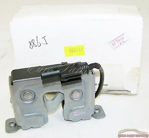 BMW FRONT HOOD LOWER LATCH CATCH LOCK Germany Genuine OE 51237008755
