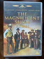 The Magnificent Sette Ride DVD 1972 Western Film Classico W/ Lee Furgone Cleef