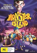 Monster Island DVD NEW Region 4