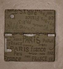Protection, cover, custodia scritta Paris, Francia per Nintendo DSi NDSi