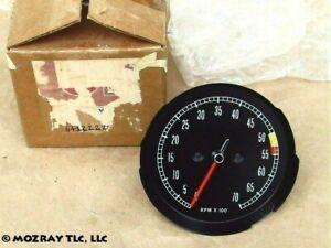 AC Tachometer Assembly Chevrolet Corvette 1967-1965 NOS