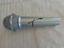 Jared Leto 30 SECONDS TO MARS Signed Autographed Microphone B