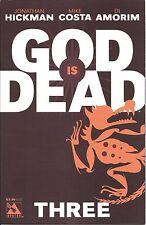 God Is Dead # 3 ! Avatar