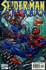 Spider-Man & Marrow (Feb 01) - Collector's Item One-Shot! - w/ S.H.I.E.L.D.