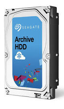 "Disco Duro Seagate Archive v2 8 TB, Interno, 5900 Rpm, 8.89 Cm (3.5"") (ST8000AS0002)"