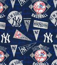 02b9ee15f0fb7 mlb new york yankees fabric | eBay