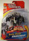 Transformers Fast Action Battlers Battle Blade STARSCREAM Action Figure NIP