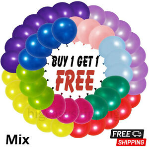 """5"""" inch small latex balloons WHOLESALE party birthday 100 wedding all decoration"""