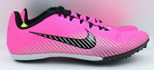 *New* Nike Zoom Rival Pink Womens Track Size: 10 Sprint Spikes Style: AH1021-602