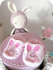 ? Disney ? Babyschuhe Winnie Pooh Motiv Ferkel Schuhe Erstlingsschuhe rosa 0-3 M