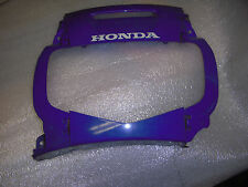 64222-mv9-610 Honda CBR600F2 F2 600 Blue Fairing Center Cover 1992-04