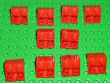 LEGO - RED - SLOPE INVERTED, 45% 2 x 2 - x 10      (3660)  SV81