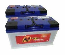 1 x Banner Solarbatterie 12V 100Ah / 20h 95751