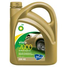 BP VISCO 7000 0W40  4 L