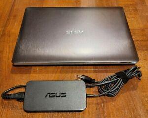 ASUS N550JX-TH72T Gaming Laptop i7-4720HQ 16GB RAM 500GB SSD