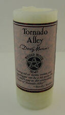 Hex Remover CANDLE - Coventry Creations Wicked Witch TORNADO ALLEY Magic Wicca