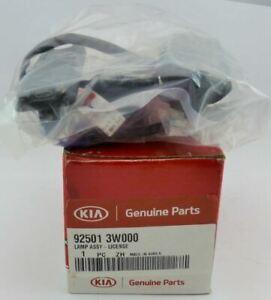 Genuine Kia License Plate Lamp 92501-3W000 FITS 2011-16 Kia Sportage