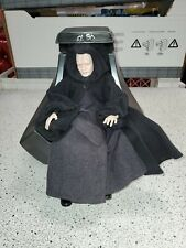 2010 SIDESHOW STAR WRAS IMPERIAL THRONE 1/6 SCALE WITH EMPEROR PALPATINE