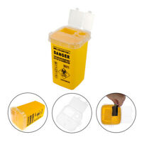 Storage Biohazard Box Gadget Collect Box Needles Bin Sharps Container Waste Box