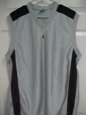 69bc2c578f8ba Jordan Silver Activewear Tops for Men for sale | eBay