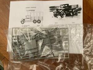 AER ZIS-6 SOVIET TRUCK  1/72  model kit, maquette SANS BOITE