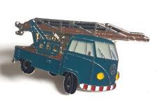 """T1 Leiterwagen """"blau"""" Ansteckpin (N30)"""