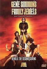 Gene Simmons Family Jewels - The Complete Season 2 (DVD, 2009, 3-Disk)
