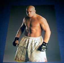 "TITO ORTIZ PP SIGNED 10""X8"" PHOTO REPRO UFC MMA"