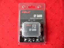 4GB MAXFLASH COMPACT FLASH CARD