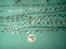 Sash Chain # 25 Zinc Plated 2- 8' sections / 16' total length / Free Shipping
