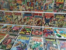 50 Marvel Silver Lot Fantastic Four 46 Sub-Mariner 34 Daredevil 8 Strange Tales