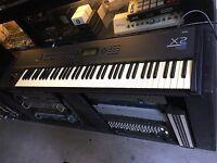 Korg X2 76 key Workstation synthesizer, piano/vintage keyboard  //ARMENS//